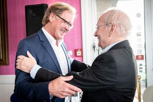Burkhard Fröhlich und Eckhard Gerber