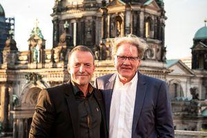 Burkhard Okel und Burkhard Fröhlich