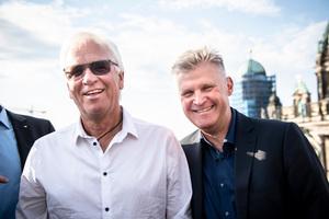 Norbert Fisch und Johannes Manger