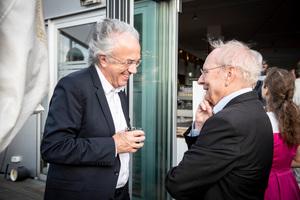 Werner Sobek und Eckhard Gerber