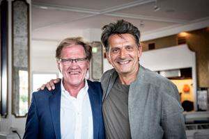 Burkhard Fröhlich und Martin Haas