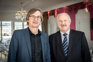 Karl-Heinrich Mohr und Hans-Dieter Hegner