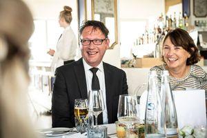 Martin Woermann und Vicolette Baumeister<br />