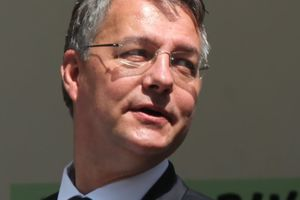 Gunther Adler, Staatssekretär im Bundesministerium des Innern, für Bau und Heimat, erstmal im vorläufigen Ruhestand