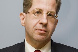 Ex-Verfassungsschutzpräsident ist nun zum Staatssekretär : Hans-Georg Maaßen