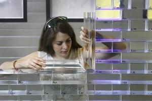 Einzelne Glasbausteine können entnommen, mit einer Lötlampe gereinigt und durch neue ersetzt werden. Risse können mit Klebstoff und Spritzen auf gleichsam chirurgische Weise gefüllt werden