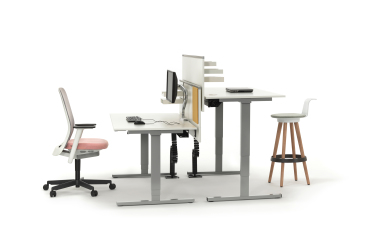 Arbeitstisch Lift Desk Pure