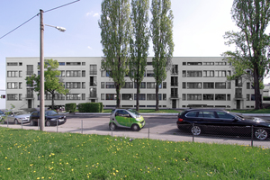 Wohnblock Am Weißenhof 14–20 (Mies van der Rohe)