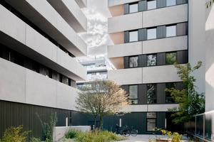 """In dem Projekt """"pa1925"""" entstand eine Mischung aus 60–200m² großen Wohnungen mit drei bis sechs Zimmern, die sich zum Teil sogar über zwei Geschosse erstrecken"""