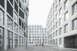 Hohe Wohnqualität, effiziente Grundrisse – alle Planungsbeteiligten rangen um ein tragfähiges, flexibles Modell für das Wohnen