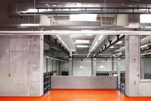 Als dritter Baustein wurde in Dresden-Cotta ein neues modernes Werkstattgebäude errichtet. Alle Werkstätten darin werden von beiden Häusern gemeinsam genutzt