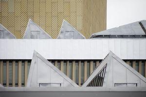 Scharoun vom Feinsten: Staatsbibliothek, Berlin
