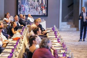 Auf die Vorträge unserer Partner des DBZ Fachforums Hotel ...