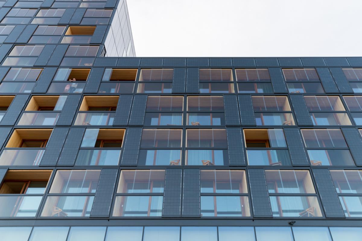 Hotel Jakarta Amsterdam Nl Deutsche Bauzeitschrift