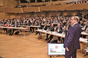 Ulmer BetonTage: Plenumsveranstaltung