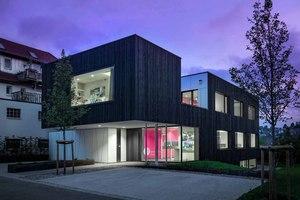 """Bürogebäude, Laichingen − ott_architekten, Laichingen<span class=""""bildnachweis"""">Foto: ott_architekten: Neubau Bürogebäude, Philip Ruopp</span>"""