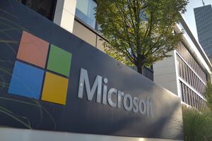 Der Veranstaltungsort, die Microsoft Deutschland-Zentrale in München, gilt derzeit als modernstes Bürogebäude in Europa