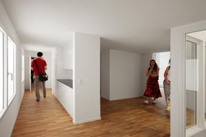 Giardini, Schweizer Pavillon: Auf der Suche nach dem Einmaligen in der Masse; Maßstabsvarianten
