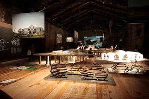 """Arsenale, Italienischer Pavillon: Der Beitrag sucht mit seiner """"Reise"""" durch die inneren Landesteile die Schätze zu heben, die definitiv vorhanden sind"""