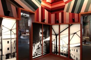 Arsenale: Museumsprojekt als Kunstwerk (M9, von Sauerbruch Hutton)