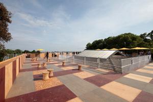 Giardini, Britischer Pavillon: In diesem Jahr: Teatime on the Rooftop ...