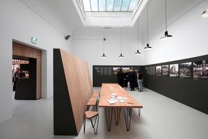 Giardini, Französischer Pavillon: Resteverwertung ...