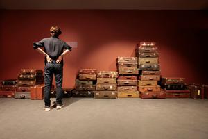 Giardini, Russischer Pavillon: Koffer packen. Koffer auspacken. Wo anfangen?!
