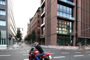 Erweiterung der Unternehmenszentrale Gebr. Heinemann, Koreastraße 3, 20457 Hamburg-HafenCity