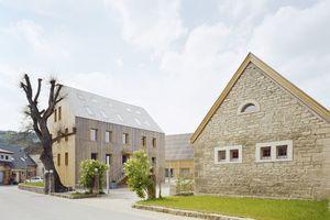 Hof 8 - Umnutzung der ehemals landwirtschaftlichen Hofanlage, Weikersheim-Schäftersheim