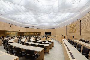 Generalsanierung Haus des Landtags, Stuttgart