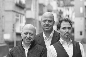 2.v.l.: Andreas Hild,Hild und K, München