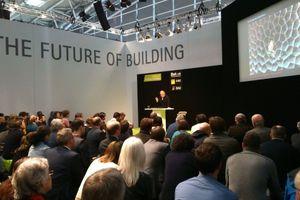 Kongress Future of Building im Forum C2