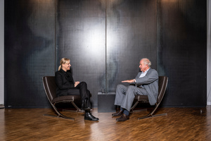 """Volkwin Margist Gründungspartner des Architekturbüros von Gerkan, Marg und Partner gmp <a href=""""http://www.gmp-architekten.de"""" target=""""_blank"""">www.gmp-architekten.de</a>"""