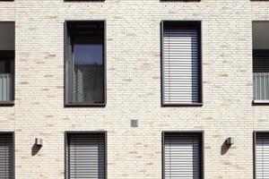 Die Mauerwerksfassade ist robust und langlebig. Überschaubare Unterhaltskosten sind für eine soziale Einrichtung wichtig<br />