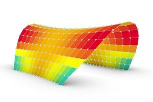 04  Digitaler Workflow – (a) Segmentierung der Freiformgeometrie