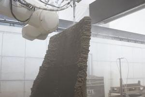 02a Schichtweiser   vertikaler Aufbau einer doppelt gekrümmten Wand