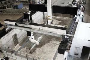 01  Digital Building Fabrication Laboratory (DBFL) am ITE der Braunschweig