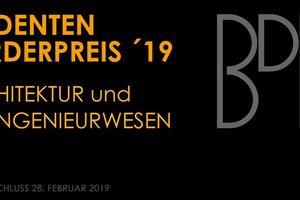 Jetzt einreichen zum BDB-Studentenförderpreis 2019!