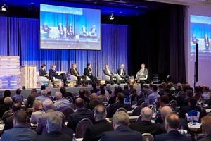 So viele am Bau<br />beteiligte Fachleute<br />auf einem Event:<br />die Leading AirConvention LAC,<br />wieder in Berlin