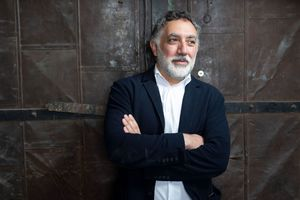 Hashim Sarkis, Kurator der 17. Architekturbiennale 2020 in Venedig