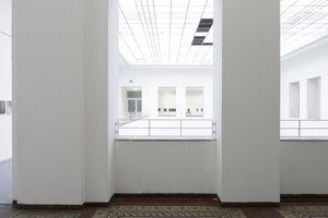 Baukunstarchiv Dortmund <br />(hier das Atrium mit Umgang) eröffnet