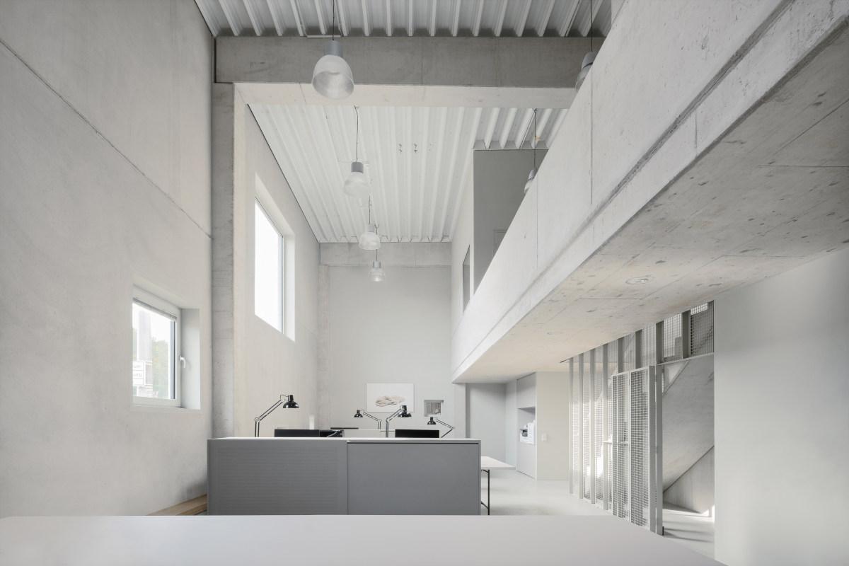 Unternehmenssitz viDeli in Stuttgart   Deutsche BauZeitschrift
