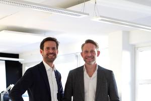 <p>DBZ Heftpaten </p><p>Andreas Schulte und Werner Frosch, </p><p>Henning Larsen, </p><p>München</p>