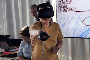 Bei der digitalen Stadtplanungsplattform von U_CODE können virtual reality tools eingesetzt werden