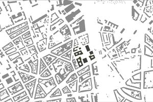 Lageplan, M 1 : 25000