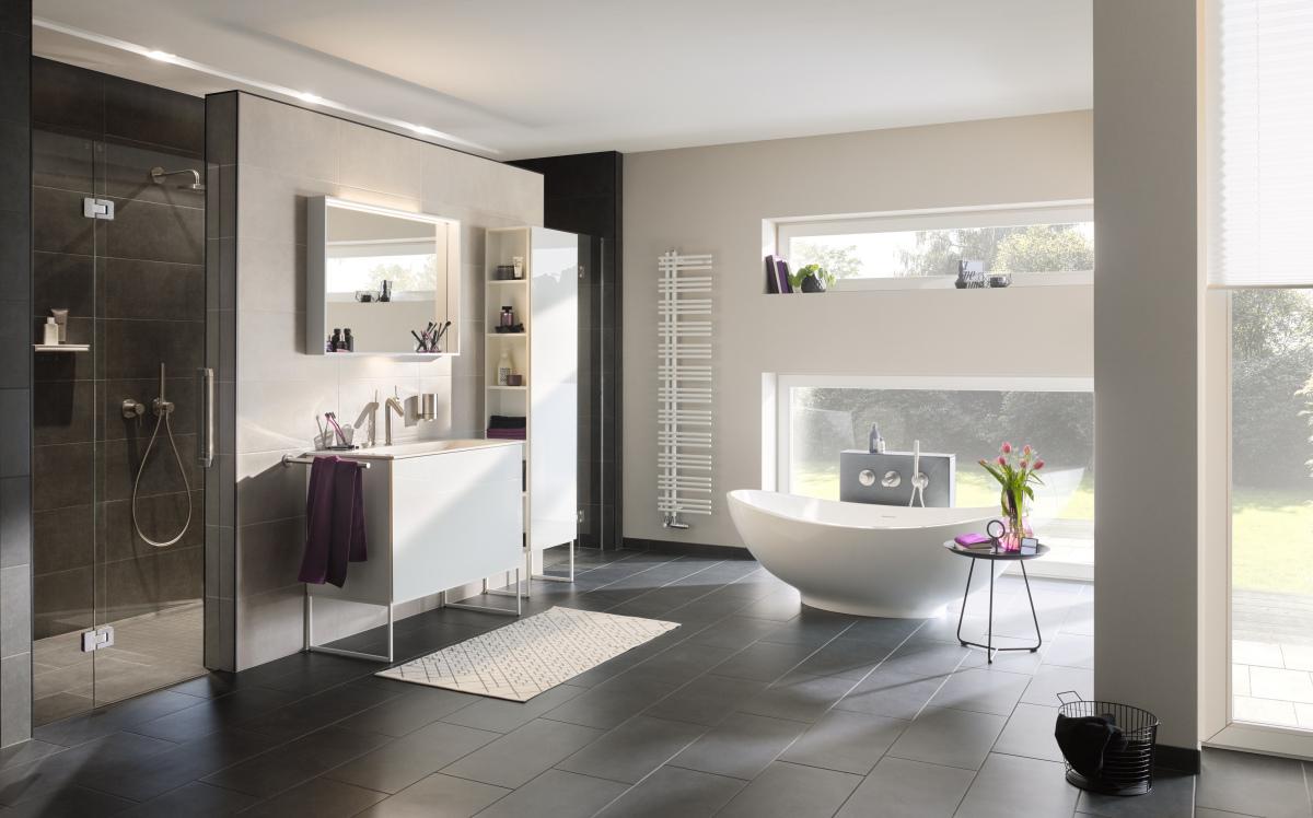 minimalistische armaturen f r dusche und wanne deutsche. Black Bedroom Furniture Sets. Home Design Ideas