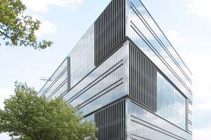 Deichtor-CenterHamburg, BRT-Entwurf und ehemalige<br />Büroadresse