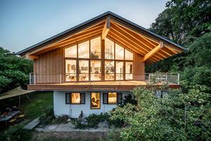 Mehr Platz für Architekten, Schondorf am Ammersee - Auszeichnung Kategorie Gewerbe- und Verwaltungsbau