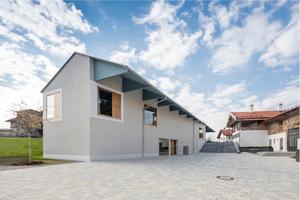 Neubau Rathaus, Maitenbach - Auszeichnung Kategorie Gewerbe- und Verwaltungsbau
