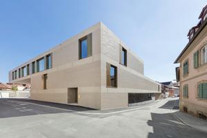 Erweiterung der Maria-Ward-Schule, Bamberg - Preisträger Kategorie Bauen für die Gemeinschaft